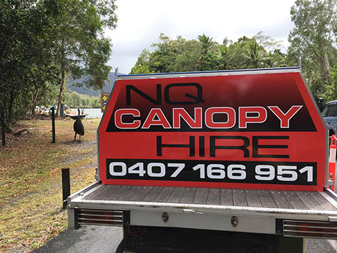 NQ Canopy Hire